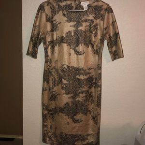 Carmen Marc Volvo sheath dress